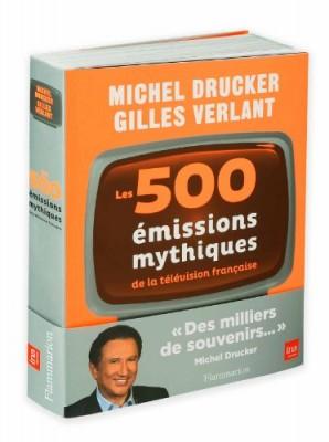 """Afficher """"Les 500 émissions mythiques de la télévision française"""""""