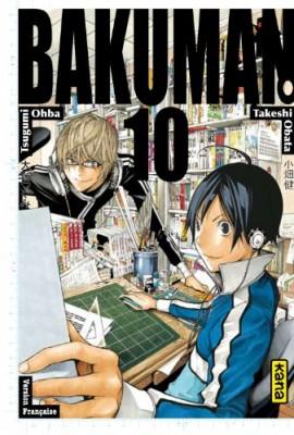 """Afficher """"Bakuman n° 10"""""""
