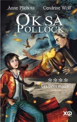 "Afficher ""Oksa Pollock n° 4 Liens maudits (Les)"""