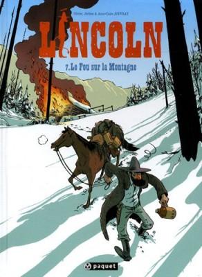 vignette de 'Lincoln n° 7<br /> Le fou sur la montagne (Olivier Jouvray)'