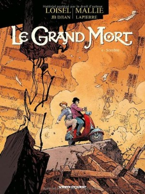 "Afficher ""Le grand mort n° 4 Sombre"""