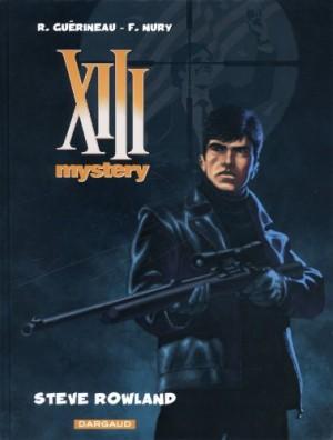 "Afficher ""XIII mystery n° 5 Steve Rowland"""