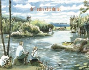 vignette de 'De l'autre côté du lac (Anne Brouillard)'