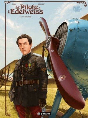 "Afficher ""Le Pilote à l'edelweiss n° 2 Sidonie"""
