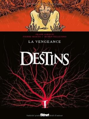 """Afficher """"Destins n° 13 La vengeance"""""""