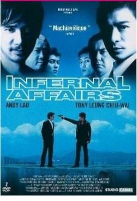 """Afficher """"Infernal affairs"""""""