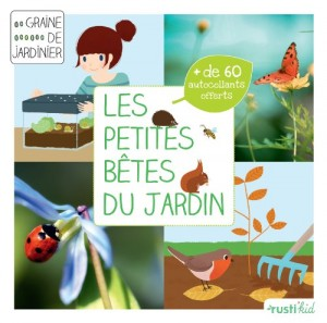 """Afficher """"Les petites bêtes du jardin"""""""