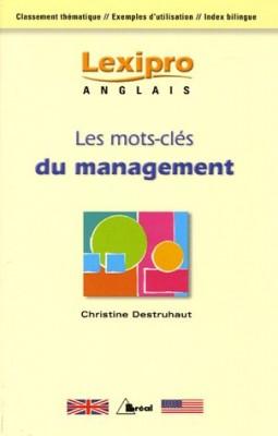 """Afficher """"Les mots-clés du management en anglais"""""""
