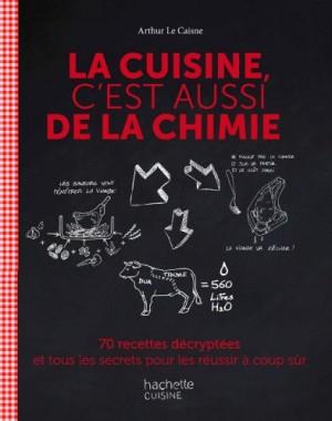 """Afficher """"La cuisine c'est aussi de la chimie"""""""