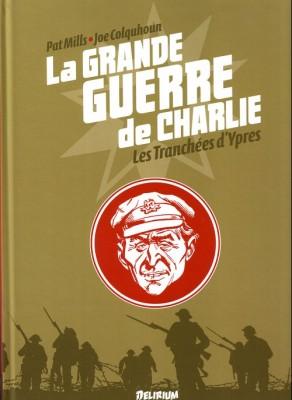 """Afficher """"La grande guerre de Charlie n° 5 Les tranchées d'Ypres"""""""