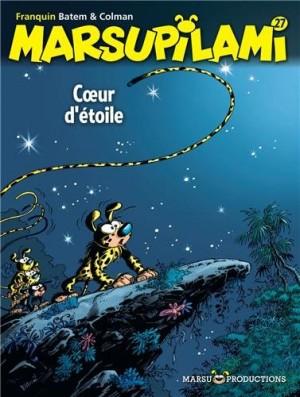 """Afficher """"Marsupilami n° 27 Coeur d'étoile"""""""
