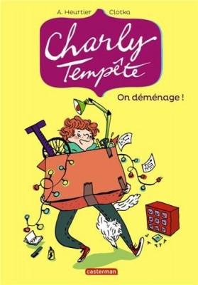 "Afficher ""Charly Tempête n° 1 On déménage !"""