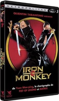 """Afficher """"Iron Monkey"""""""