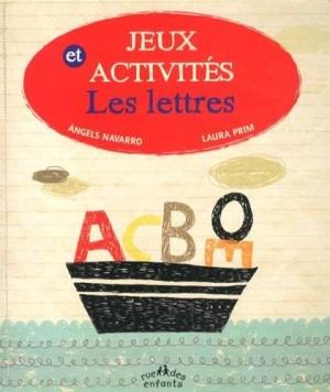 """Afficher """"Les lettres"""""""