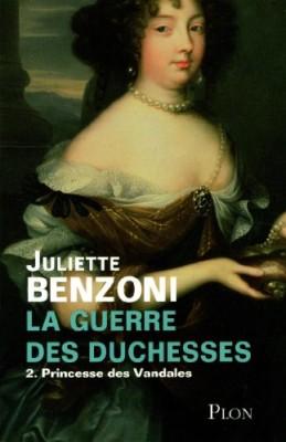 """Afficher """"La guerre des duchesses n° 2Princesse des Vandales"""""""