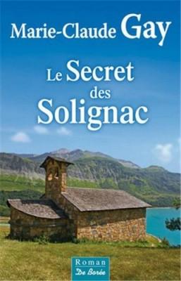 """Afficher """"Le secret des Solignac"""""""