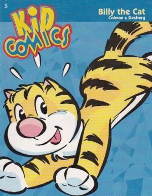 """Afficher """"Billy the catDans la peau d'un chat"""""""