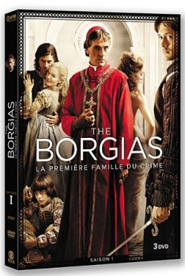 "Afficher ""The Borgias : Saison 1"""