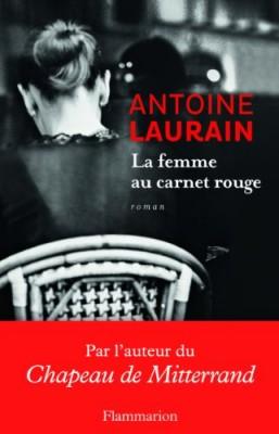 vignette de 'La femme au carnet rouge (Antoine Laurain)'