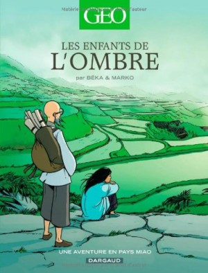 vignette de 'Les enfants de l'ombre (Béka)'