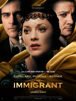 "Afficher ""The immigrant"""
