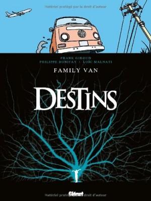 "Afficher ""Destins n° 8 Family van"""