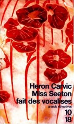 """Afficher """"Miss Seeton fait des vocalises"""""""