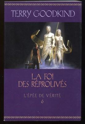 """Afficher """"L'épée de vérité n° 6 La foi des réprouvés"""""""