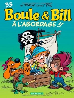 """Afficher """"Album de Boule & Bill n° 33 Boule et Bill."""""""