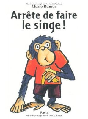 """Afficher """"Arrête de faire le singe !"""""""