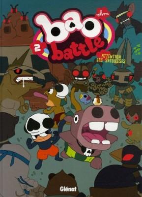 """Afficher """"Bao battle n° 2 Attention les secousses"""""""