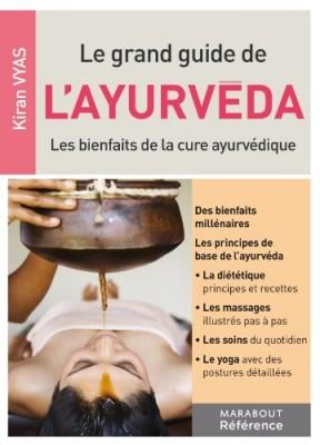 "Afficher ""Le grand guide de l'ayurvéda"""