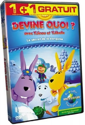 "Afficher ""Devine quoi ? Devine quoi ? Avec Tijinou et Tijibelle"""