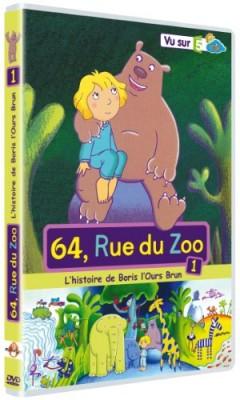 "Afficher ""64, rue du zoo n° Vol 1"""