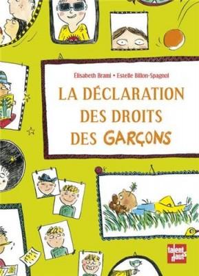"""Afficher """"La Déclaration des droits des garçons"""""""