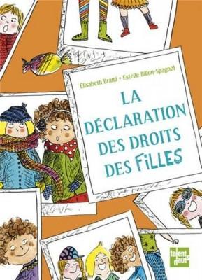 """Afficher """"La Déclaration des droits des filles"""""""