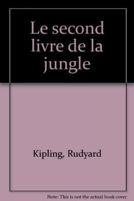 """Afficher """"Le second livre de la jungle"""""""