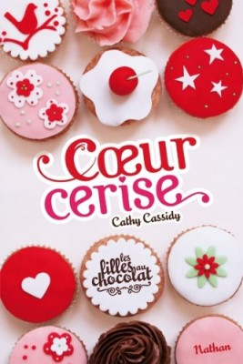 """Afficher """"Les filles au chocolat n° 1 Coeur cerise"""""""
