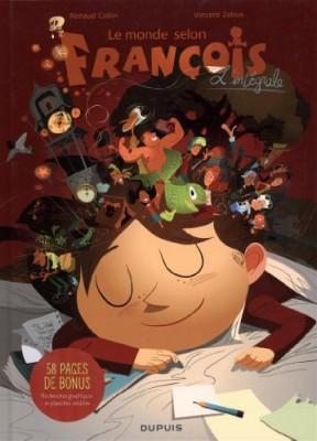 vignette de 'Le monde selon François (Vincent Zabus)'