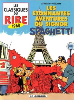 """Afficher """"Les étonnantes aventures du signor Spaghetti"""""""