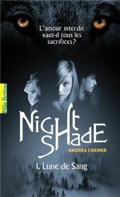 "Afficher ""Nightshade n° 1 Lune de sang"""