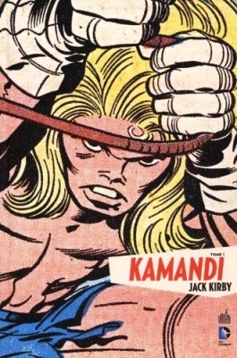 vignette de 'Kamandi n° 1 (Jack Kirby)'