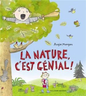 """Afficher """"La nature, c'est génial !"""""""