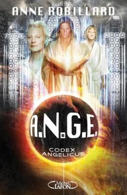 """Afficher """"A.N.G.E. n° 5 Codex Angelicus"""""""