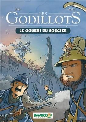 """Afficher """"Les Godillots n° 1<br /> Le gourbi du sorcier"""""""
