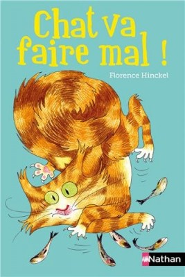 "Afficher ""Chat va faire mal !"""