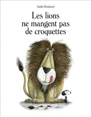 """Afficher """"Les lions ne mangent pas de croquettes"""""""