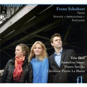 """Afficher """"Trio Nr.1 für klavier, violine und violoncelle, D.898, op. 99, si"""""""