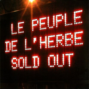 """Afficher """"Sold out"""""""
