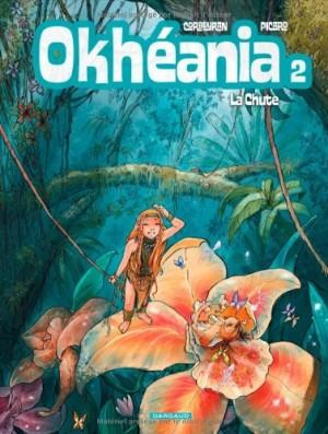 vignette de 'Okhéania n° 2<br /> La chute (Corbeyran)'